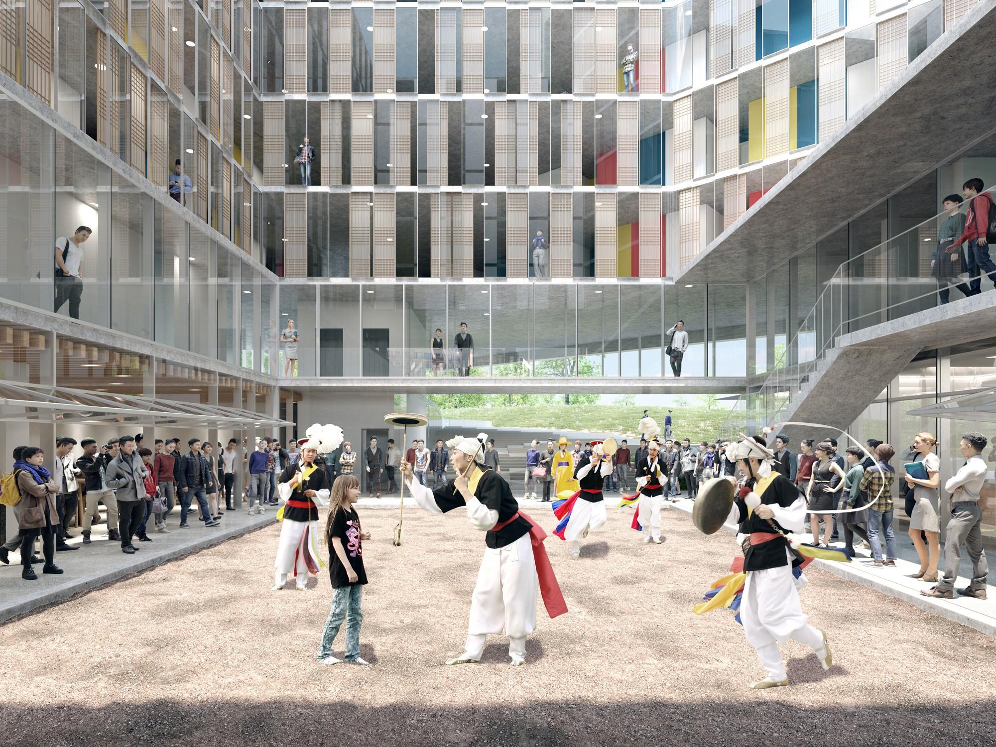 architecture 3D, visualisation 3D, perspectiviste, freelance